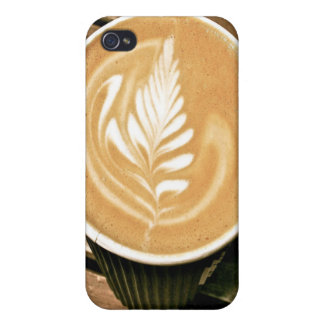 Kaffeälskare iPhone 4 Skal