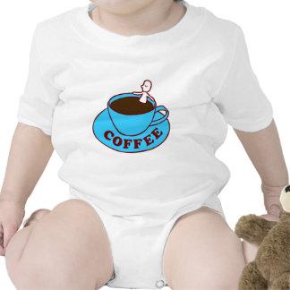 Kaffebad Body För Baby