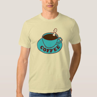 Kaffebad Tee Shirts