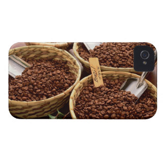 Kaffebönor iPhone 4 Case-Mate Cases