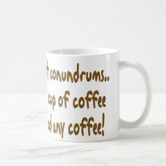 Kaffeconundrummugg Kaffemugg