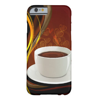 KaffekonstCafe Barely There iPhone 6 Fodral