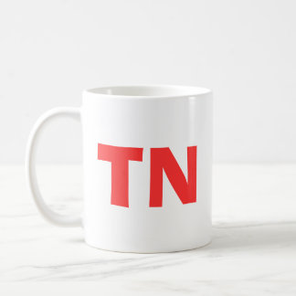 Kaffekopp för TN* Tunisien