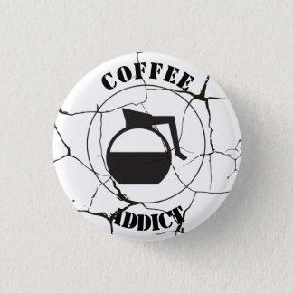 Kaffekruka Mini Knapp Rund 3.2 Cm