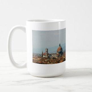 Kaffemugg Florence, italien