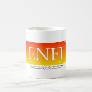 Kaffemugg för MBTI ENFJ