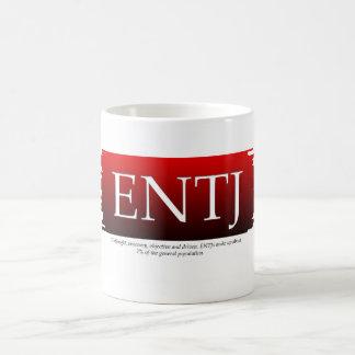 Kaffemugg för MBTI ENTJ