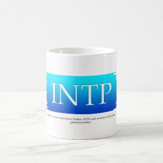Kaffemugg för MBTI INTP