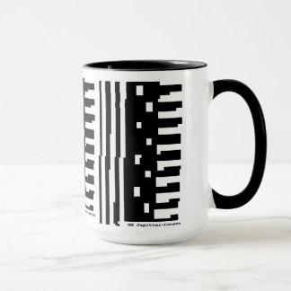 Kaffemugg för officiell GX Jupitter-Larsen