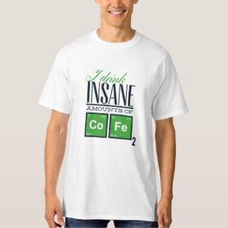 Kafferoligtskjorta T-shirt