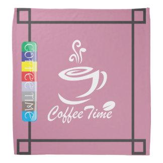 Kaffet Time Bandannas
