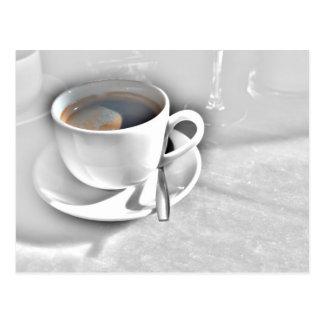 Kaffetid Vykort