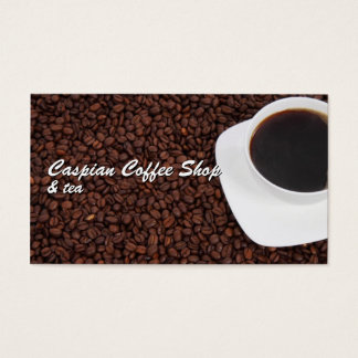 Kaffevisitkort Visitkort