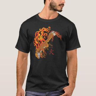 Kaius räven, förmyndare av avfyrar manar mörka tröjor