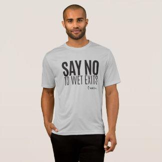 KajakHipster - något att säga inte som ska blötas, T Shirts