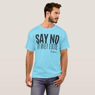 KajakHipster - något att säga inte som ska blötas, Tshirts