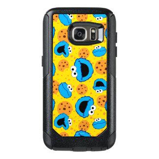 Kaka Monter och kakamönster OtterBox Samsung Galaxy S7 Skal