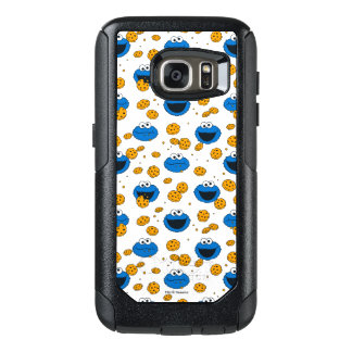 Kakamonster | C är för kakamönster OtterBox Samsung Galaxy S7 Skal