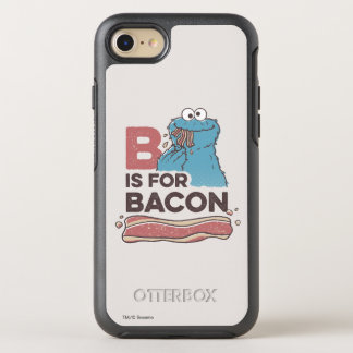 Kakan MonsterB är för bacon OtterBox Symmetry iPhone 7 Skal