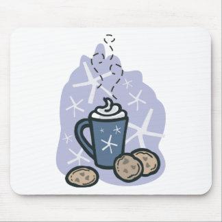 kakao och kakor mus matta
