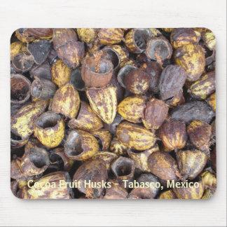 KakaofruktHusks - Tabasco, Mexico Musmattor