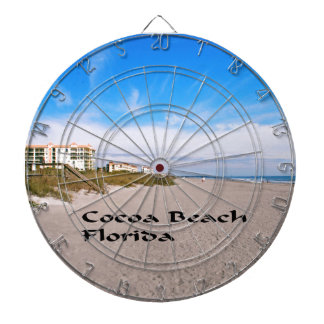 kakaostrand Florida Darttavla