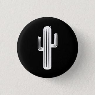 Kaktusen knäppas mini knapp rund 3.2 cm