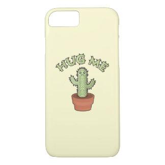 Kaktusen kramar mig