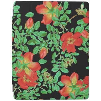 Kål steg blommaipad cover iPad skydd
