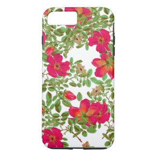 Kål steg för konstiPhone 7 för blommor det blom-