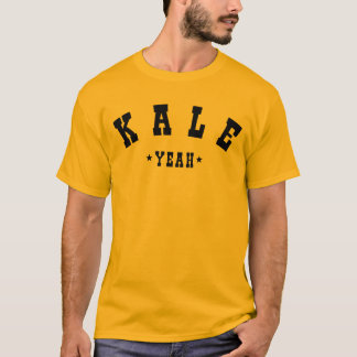 Kale Yeah Tee Shirts