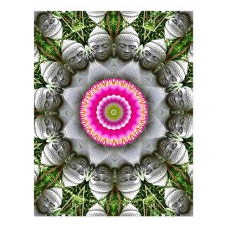 Kaleidoscope Boeddha Brevhuvud