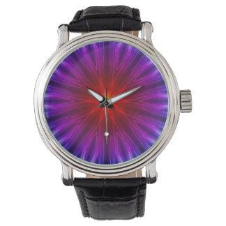 Kaleidoscopeklocka Armbandsur