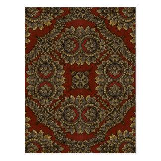KaleidoscopeKreations Tapestry 3 Vykort