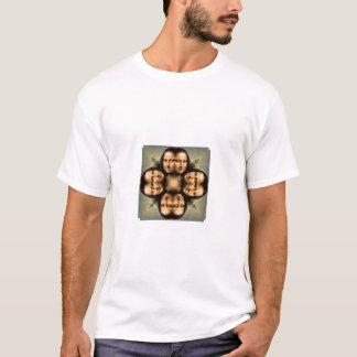KaleidoscopeMona Lisas leende Tee Shirts