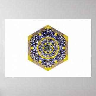 Kaleidoscopenr 1 affischer