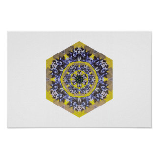 Kaleidoscopenr. 1 poster