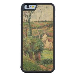 Kålen sluttar, Pontoise, 1882 iPhone 6 Bumper Fodral I Lönn