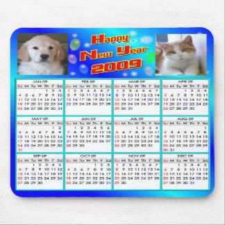 Kalender 2009 och foto Mousepad Mus Matta