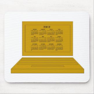 Kalender 2012 mus matta