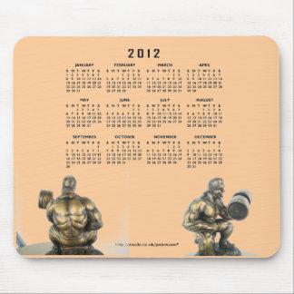 Kalender 2012 mus mattor