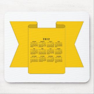 Kalender 2012 musmatta