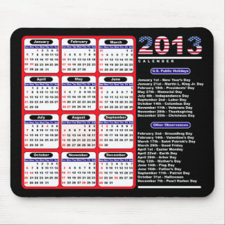 kalender 2013 mus mattor