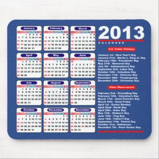 kalender 2013 mus matta