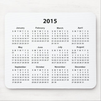 Kalender 2015 musmattor