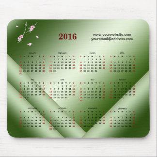 Kalender 2016 musmattor