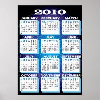 Kalender Affisch