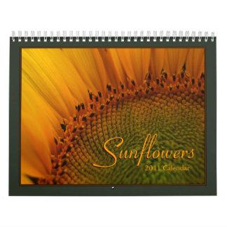 Kalender för solrosor 2011