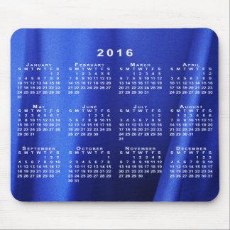 Kalender Mousepad för abstrakt 2016 för Mus Mattor