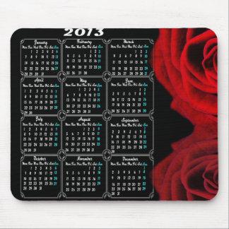 Kalendern 2013 och steg mus mattor